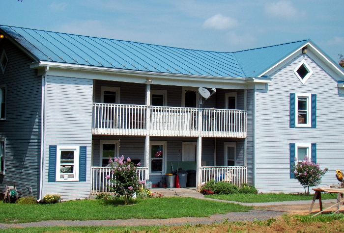 Metal Roofing Winchester Va Ironclad Contracting